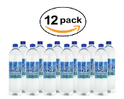 Watt-Ahh - 1 Case of 12 - Liter (33.8 oz.) Bottles